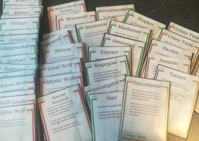 ONUW Custom Set of Roles